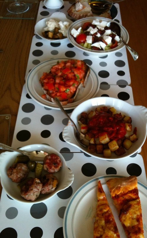 picture of tapas