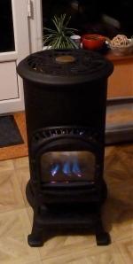 LPG stove